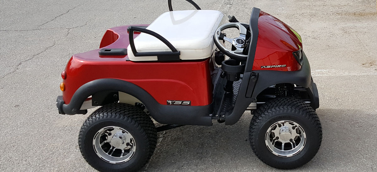 Kangacruz Mini Golf Carts And Electric Powersports