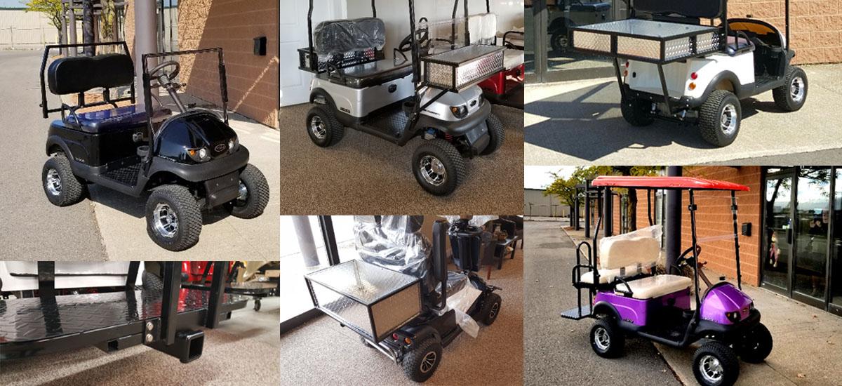 Kangacruz - Mini Golf Carts and Electric Powersports